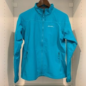 EDDIE BAUER First Ascent hiking shell NWOT